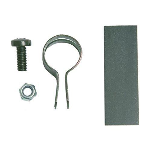 HORN Befestigungsschelle, ø 16 mm, hinten, mit Gummieinlage, passend für Catena 02 / 04 / 3310 / 3810 / 4210 / 4410 / 4610 und 4810
