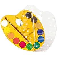 Crayola - Acquerelli da 12 Colori + Pennello