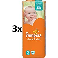 Pampers - Sleep & Play Economy 3 Midi - 174 p