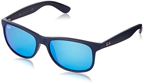 Ray-Ban 615355 4202 Gafas de sol, Wayfarer, 55, Negro