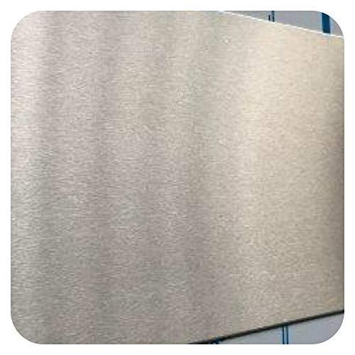 (63,00Eur/M²) 1mm Chapa de acero inoxidable 240grano pulido 1.4301einseitg pantalla de stahlog,...