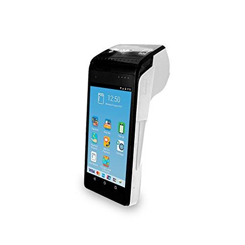 myPOS Smart N5 (White) Android POS Terminal para todos los tipos de ta