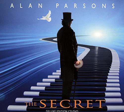 The secret CD+Audio-Dvd Digipak