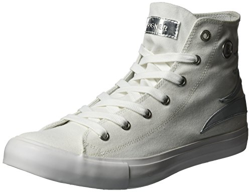 Bogner New Jersey M1, Sneakers basses homme Weiß (White)