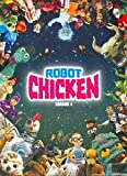 Robot Chicken Season 1-Season 4 (4-Pack-Giftset)