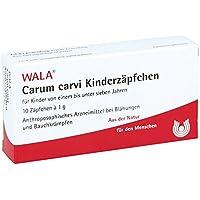 WALA Carum carvi Kinderzäpfchen, 10 St. Zäpfchen preisvergleich bei billige-tabletten.eu
