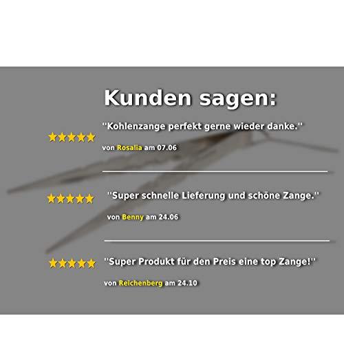 Caesar Spitzhammer Kohlezange - 2