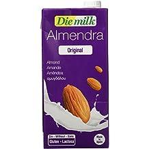 NUTRIOPS EcoMil DieMilk, Bebida de Almendra - 1000 ML.