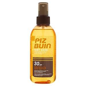 Piz Buin Wet Skin Transparent Sun Spray 30 SPF High, 150ml