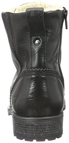 Mustang Herren 4865-608 Kurzschaft Stiefel Schwarz (9 Schwarz)