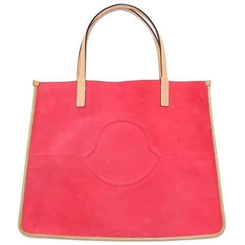18716 borse MONCLER ESTELLE BORSA donna shopping bag women Rosa