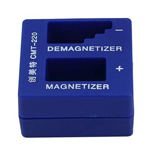 2 in 1 magnetizer entmagnetisierer für elektrische/manuelle schraubendreher tipps magnetisches werkzeug tragbare schraubendreher magnetische pick up werkzeug