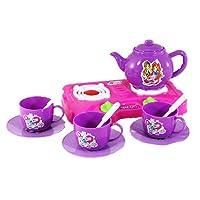 Furkan Toys Winx Sesli Ve Işıklı Demlikli Çay Seti