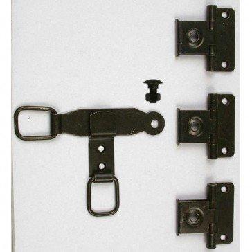 Sachet d'accessoires pour Espagnolette eco TORBEL INDUSTRIE 0612S14