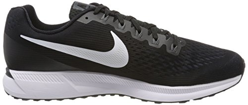 Nike 880555 Running Dk Black de Anthracite Homme Noir Chaussures Grey White TCq6r7cT