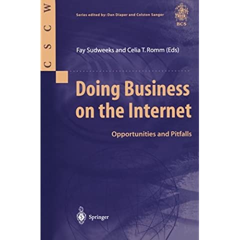 Doing Business on the Internet: Opportunities and Pitfalls