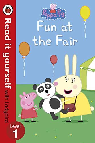 Peppa Pig. Fun At The Fair. Level 1