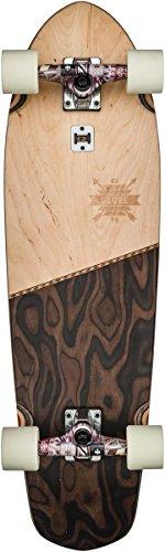 Globe Big Blazer Skateboard, Natural/Burle, 32