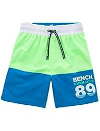 Bench Jungen Badeshorts Colourblock Boardshort
