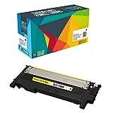 Do it Wiser Cartouche de Toner CLT Y404S Compatible pour Samsung C430W Xpress SL-C430W SL-C480FW SL-C480W SL-C480FN (Jaune)