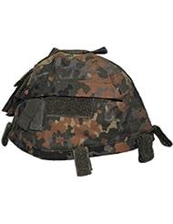 Housse de casque avec poches réglable Camouflage