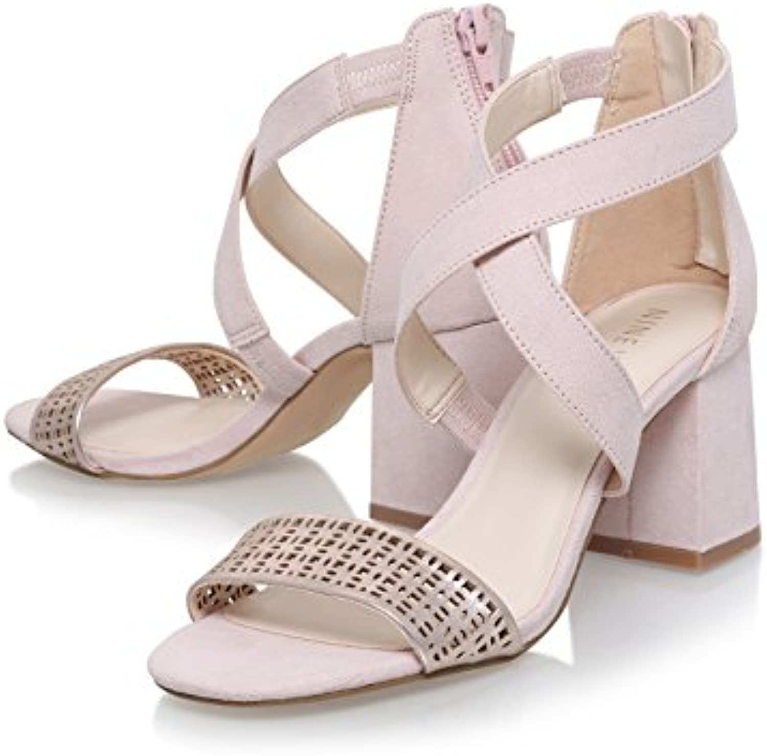 nine west lustre Rose  hauts hauts hauts sandales b07drm5zfw parent | Des Performances Fiables