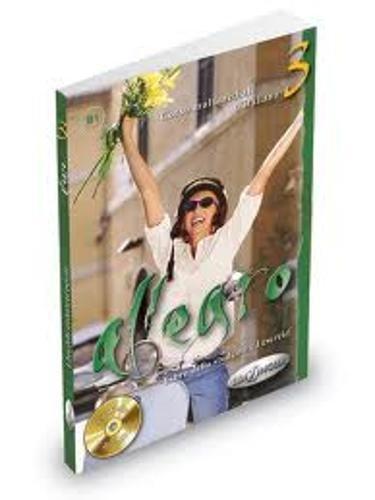 Allegro 3  libro dello studente ed esercizi + CD