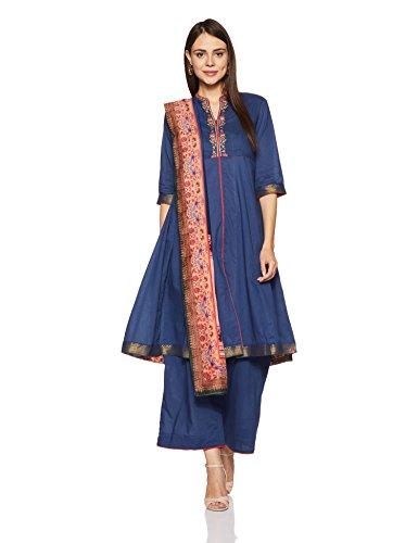 7ea960c3d BIBA Women s Anarkali Salwar Suit