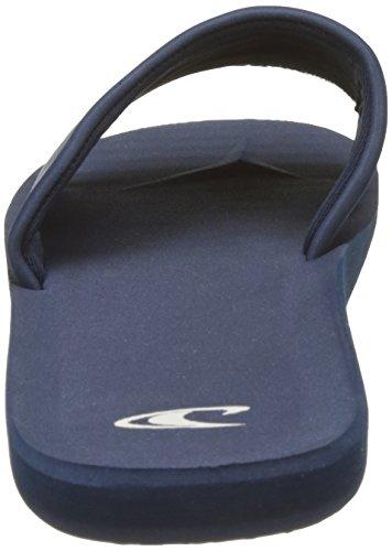 O'Neill - Fm Slideswell Flip Flops, Scarpe da Spiaggia e Piscina Uomo Blu (Ink Blue)