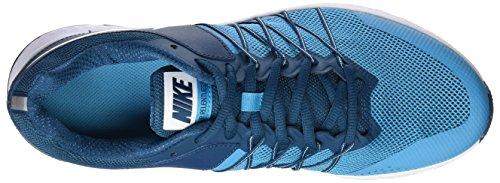 Nike Herren Air Relentless 6 Laufschuhe Blau (Legion Blue/White-Chlorine Blue-Black)