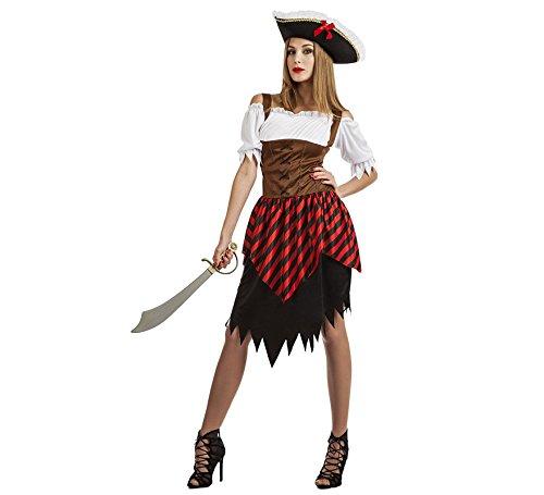 Imagen de disfraz de pirata para mujer