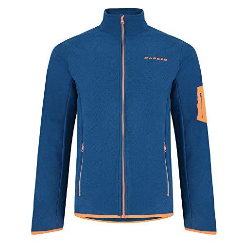 Dare 2b Herren Isolate Full Zip Stretch Fleece 3XL Blau - Kingfisher Blue -