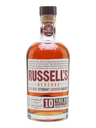 92dc935c Wild Turkey Russell's Reserve Bourbon Whisky 10 Ans 0.75 L