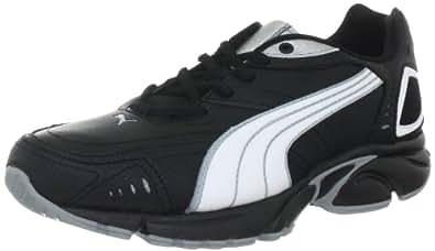 Puma Xenon TR SL, Herren Laufschuhe, Schwarz (black-white-puma silver-quarry 04), 40 EU (6.5 Herren UK)