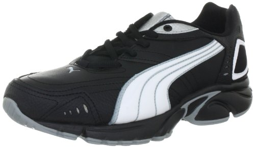 Puma Xenon TR SL - Zapatillas para hombre, Negro (Black-White-), 44