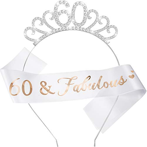 WILLBOND 60 Conjunto Disfraces Feliz Cumpleaños