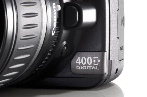Canon EOS 400D SLR-Digitalkamera (10 Megapixel) inkl EF-S18-55 - 6