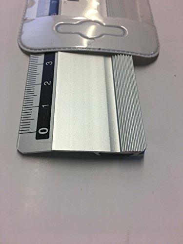 Metall Sicherheit Craft Schneidelineal Aluminium Passepartout Cutter Rule 60cm 600mm 61cm mit wasserfester Abdeckung (Lineal, Cutter)