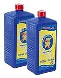 PUSTEFIX Seifenblasen Nachfüllflasche Maxi 1000 ml (2 Nachfüllflaschen)