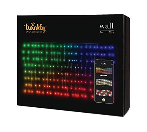 Twinkly Wall 220 LEDs (300cm x 165cm)