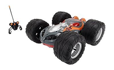 Dickie Toys 201119063 - RC Wild Flippy, funkferngesteuertes Überschlagauto inklusive Batterien, 25 cm von Dickie Spielzeug