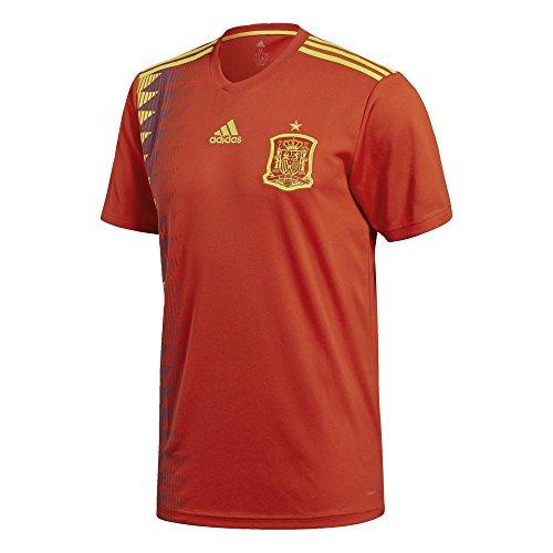 a7ce1a1d02e7b adidas Camiseta de la Selección Española de Fútbol para el Mundial 2018