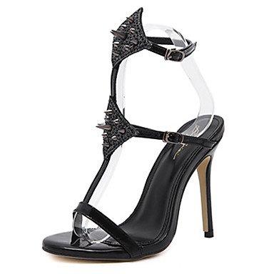 Donna di High Heels di abito-stoeckel tacco di Altro Oro Nero Argento argento