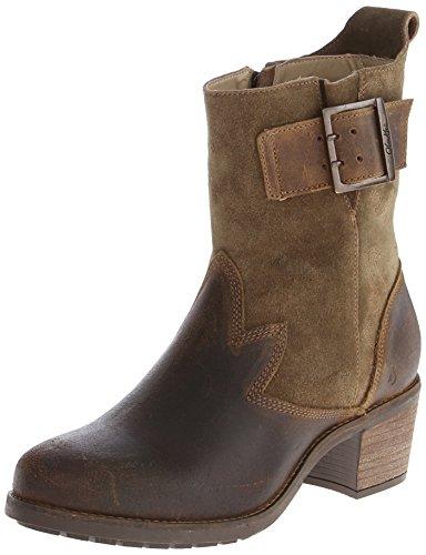 OluKai Kaiulani Boot - Womens Brown/Mustang