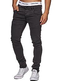 !Solid Hommes Jeans Slim fit Pantalon denim jeans Gris Foncé 28/32 29/32 30/32 31/32 32/32 33/32 34/32 36/32 31/34 32/34 33/34 34/34 36/34