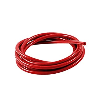 16mm ID Red 1 Metre Length Silicone Vacuum Hose - AutoSiliconeHoses