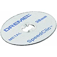 DREMEL SC456B - MP (x12) - Disco de corte para metal Ø 38,0 mm