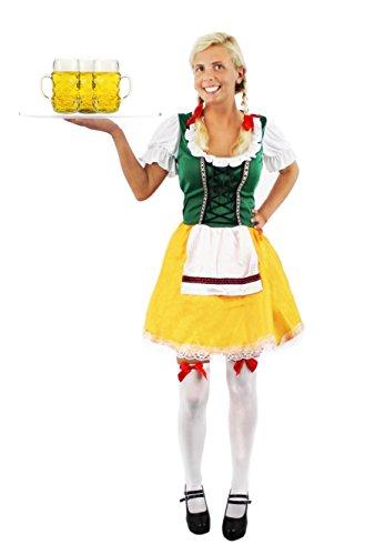 I love fancy dress ilfd4503xl costume bavarese da donna (taglia xl)