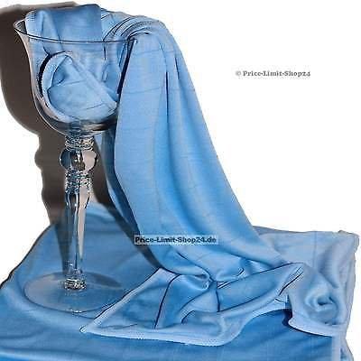 Price-Limit-Shop24 5 x Microfaser Weinglastücher Dekantertuch Geschirrtuch Tuch Tücher Gläser...
