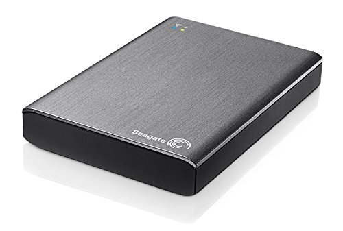 Seagate Wireless Plus STCK1000200 Disco duro externo portátil sin cables 1 TB (6.4 cm (2.5